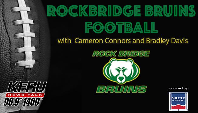 Rockbridge Bruins Football on KFRU