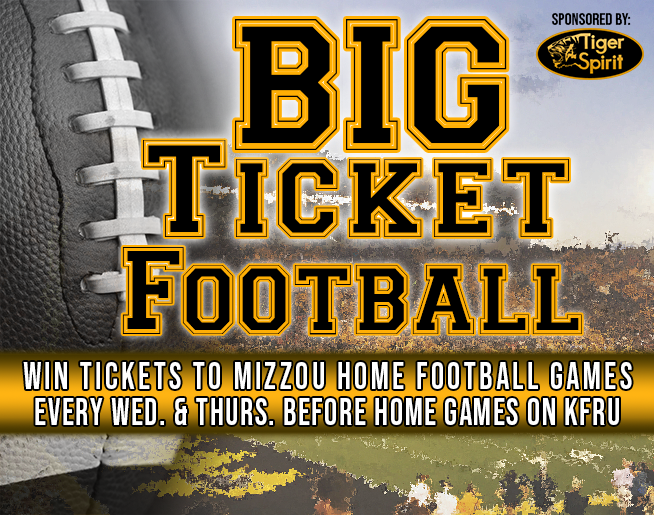 Big Ticket Football – Wednesdays & Thursdays