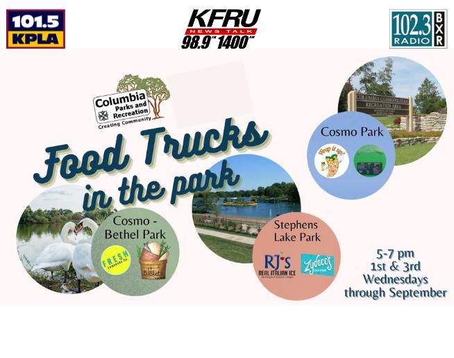 Food Trucks in the Park CoMo