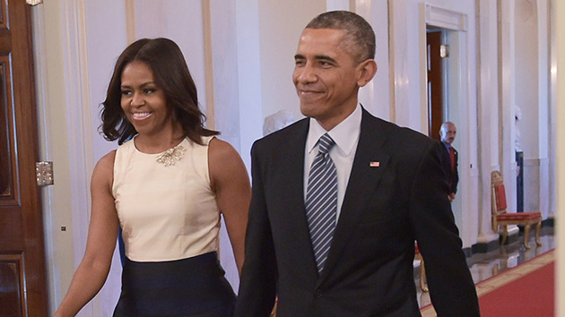 President Obama, First Lady Talk Gratitude, Military Families and Pumpkin Pie