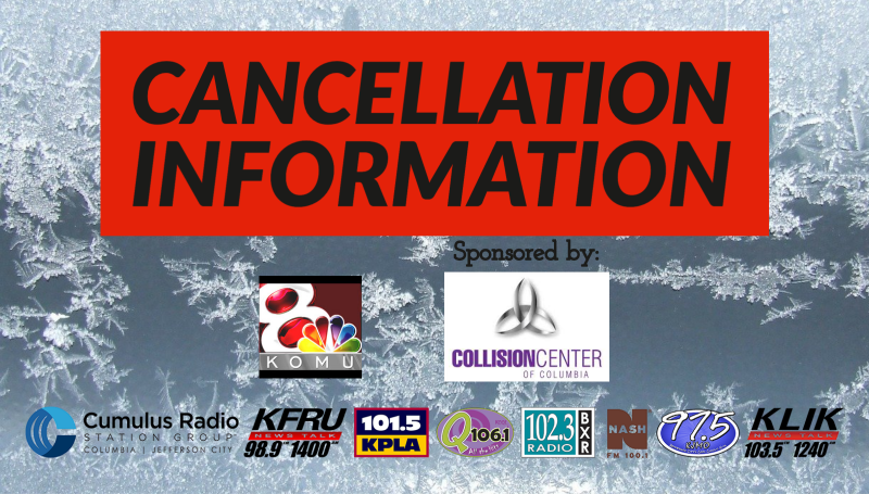 Cancellation Information