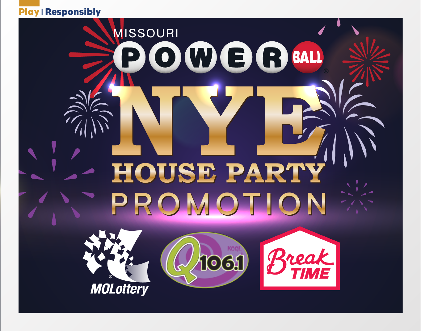 Win a NYE House Party from MOLottery!