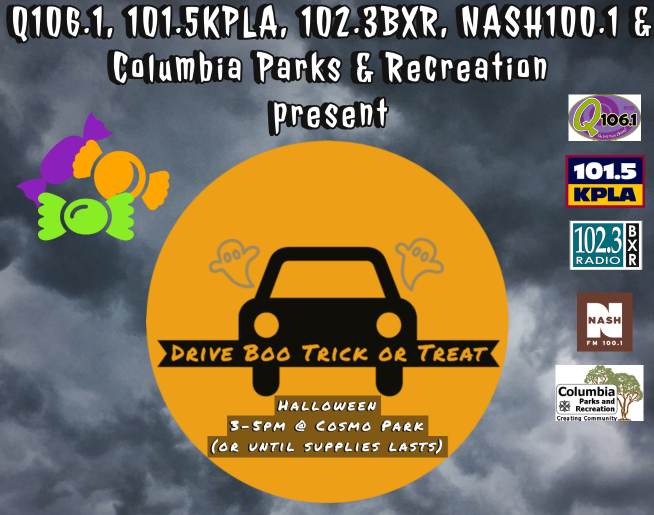 Drive Boo Trick or Treat!