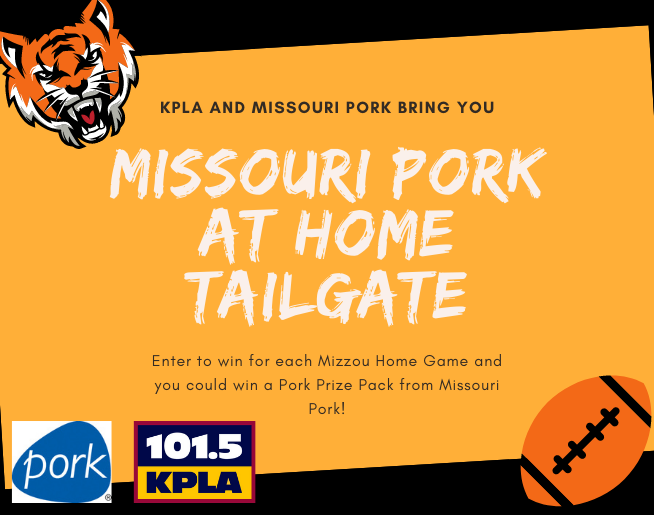 Missouri Pork At Home Tailgate!