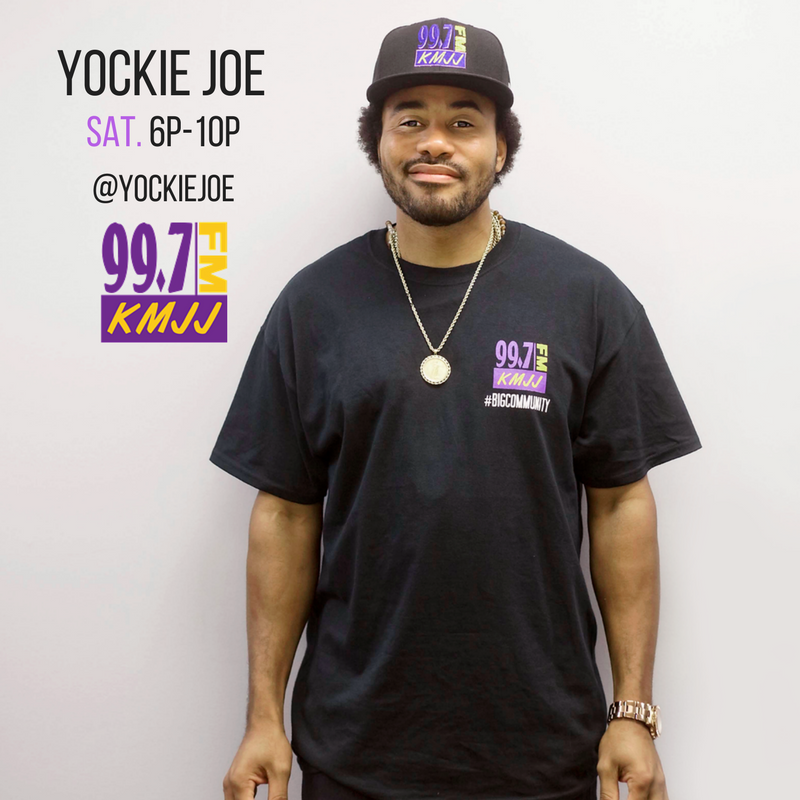 TURN UP YOUR SATURDAY NIGHTS WITH YOCKIE JOE!