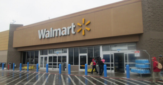Police Are Looking For A Woman Who Pee'd  On Potatoes At Wal-Mart!