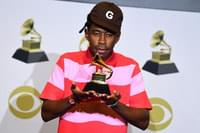 Tyler The Creator is WOKE at the Grammy's