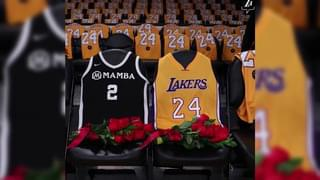 Kobe remembered today