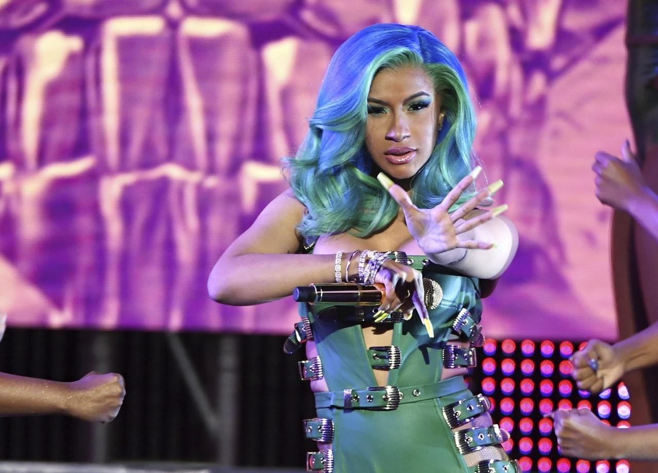 The internet can't get enough of the viral remix to Cardi B's coronavirus rant!