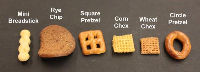 What's The Best Piece In ChexMix?