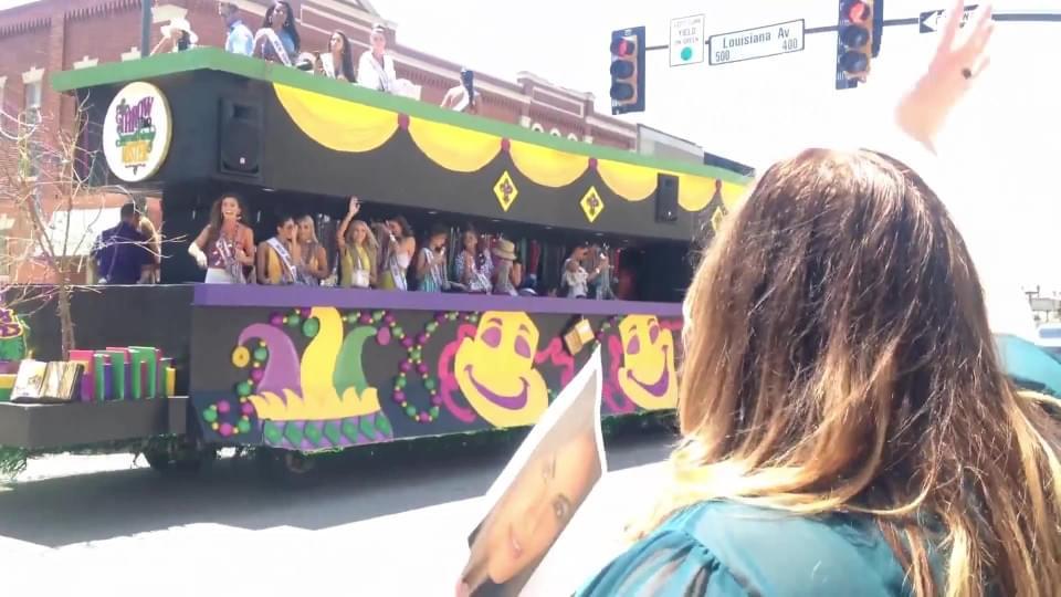 Possibly no Mardi Gras parades next year