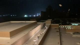 WATCH: The Roof Ripped Off The Golden Nugget Casino In Lake Charles During Hurricane Laura