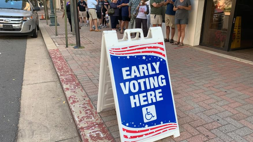 Early voting starts this Friday the 16th!!! Find out where you can vote!!!