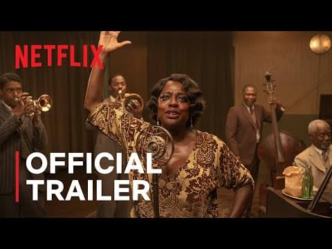 "Check out the trailer for Chadwick Boseman's final film, ""Ma Rainey's Black Bottom"""