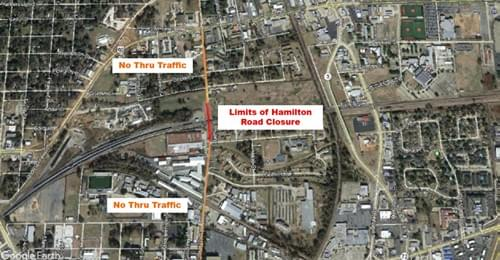 This Major Road In Bossier Is About To Close For 5 Months!