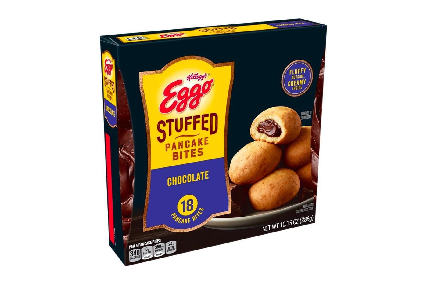 Eggo Is Releasing Stuffed Pancake Bites