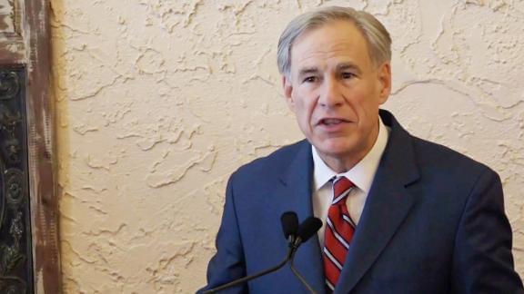 Texas Governor ends mask mandate