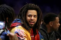 Double duty for J. Cole…