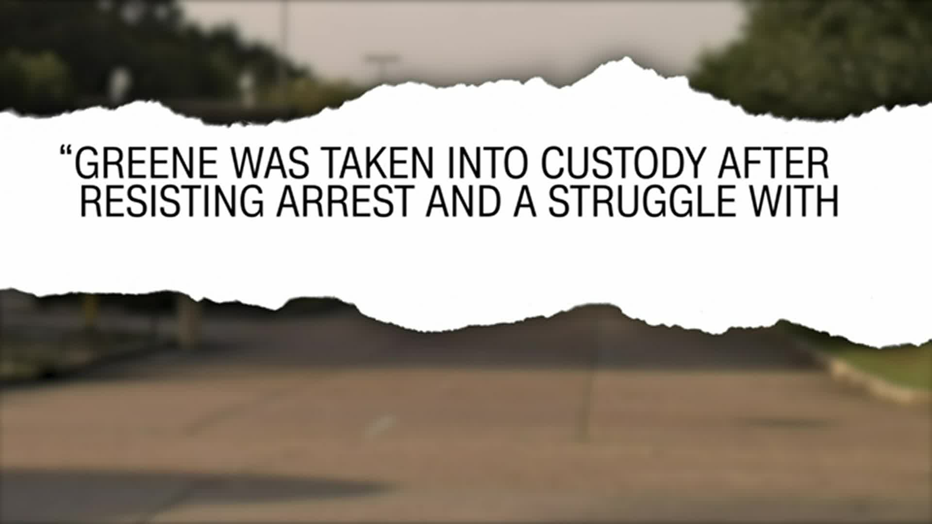 Police footage of LA State troopers killing a black man while in custody…