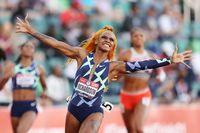 Sha'Carri Richardson test positive for THC