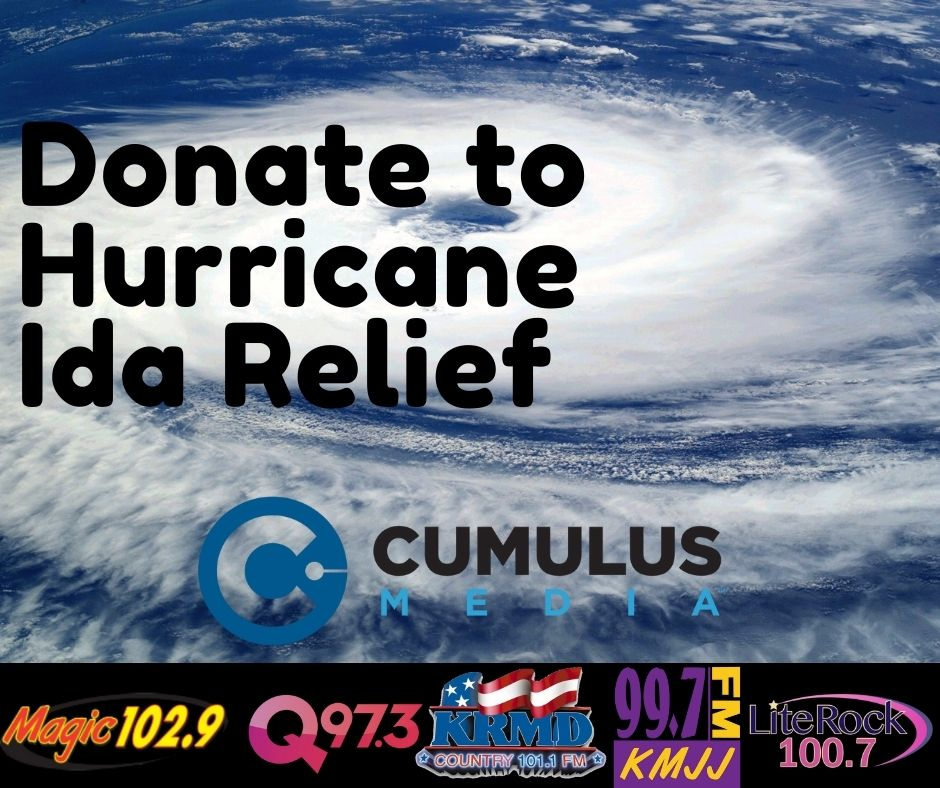 Donate To The American Red Cross To Help With Hurricane Ida Relief