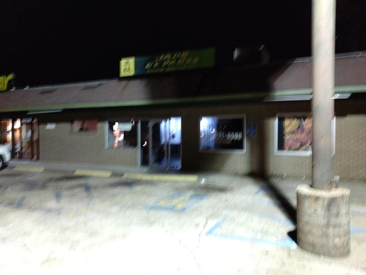 Someone broke into Jade Express in Shreveport.  See the pics:
