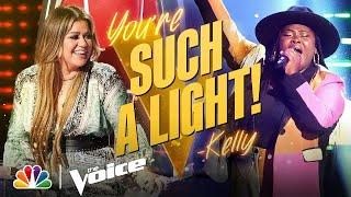 Shreveport Singer on The Voice!