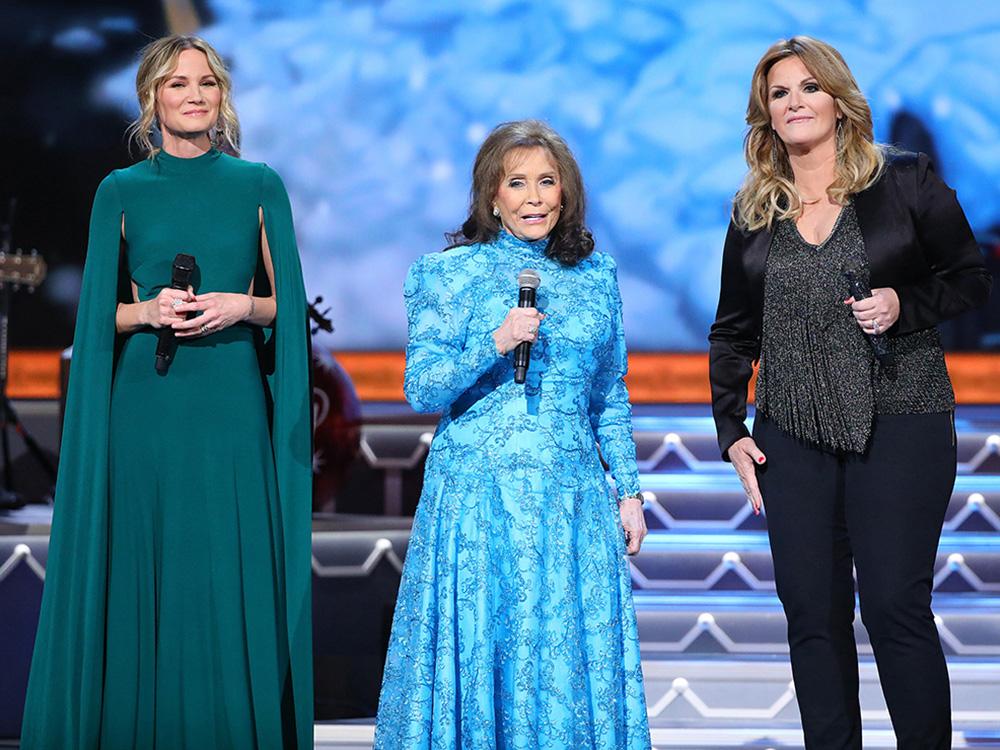 "Get a Sneak Peek of ""CMA Country Christmas"" With Loretta Lynn, Brett Eldredge, Kacey Musgraves and More"