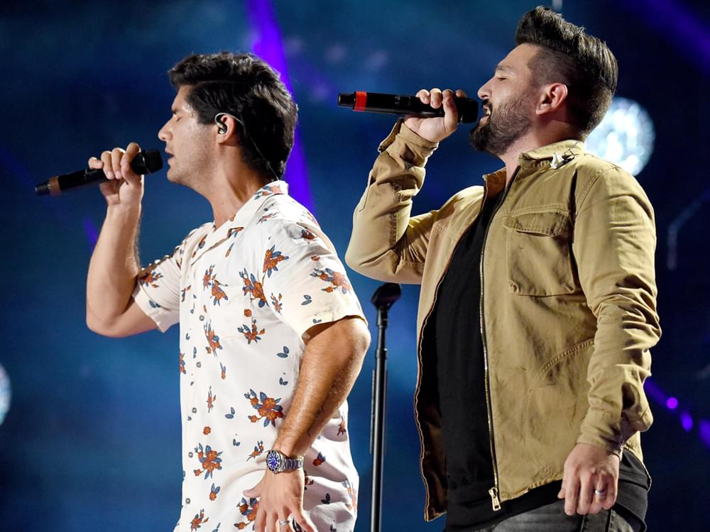 Nominations Revealed for the 2019 Billboard Music Awards: Dan + Shay Lead Country Artists With 7