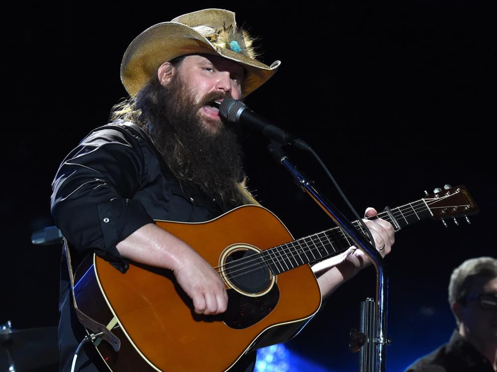 Chris Stapleton to Headline Benefit Concert in Kentucky With Willie Nelson, Sheryl Crow & More