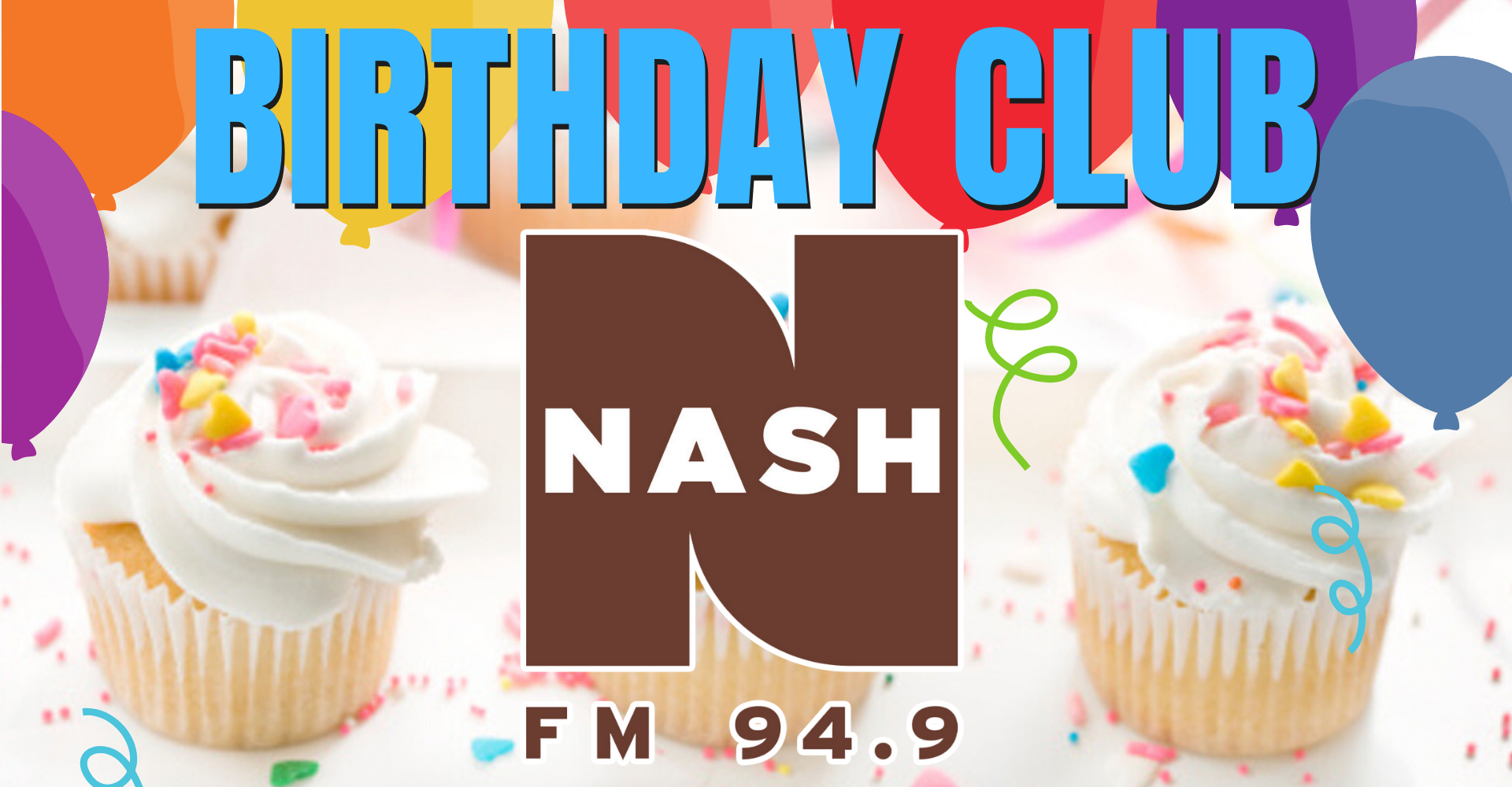 Nash Birthday Club
