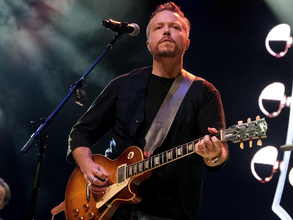 """Jason Isbell's """"Reunions"""" Reaches No. 1 on the Billboard Top Country Albums Chart"""
