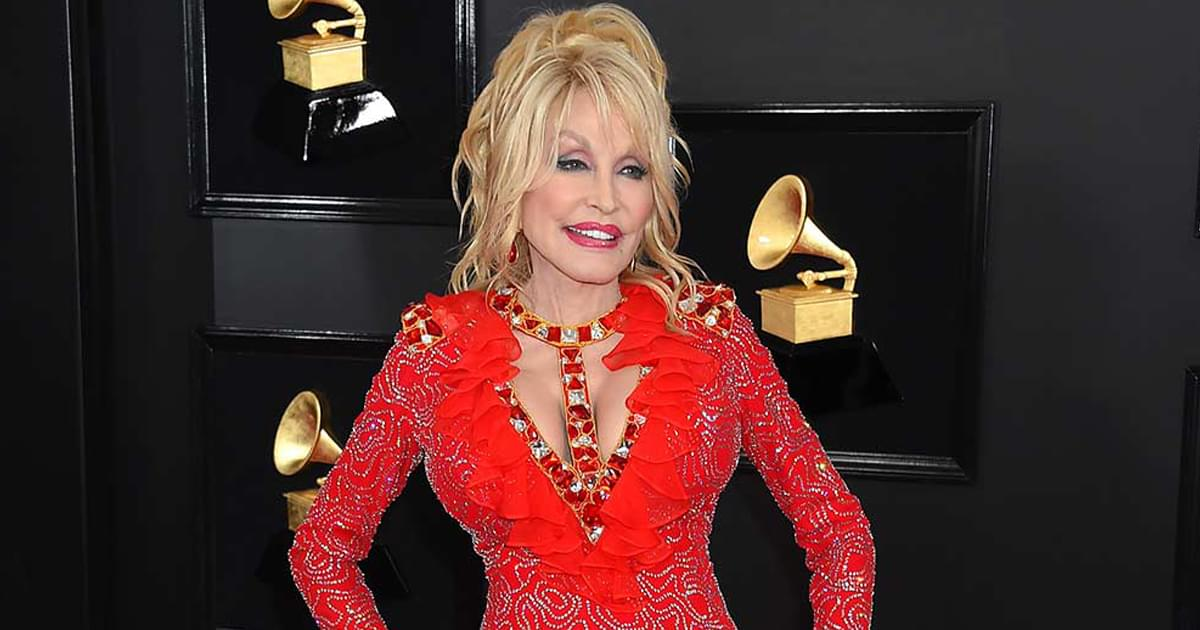 "Dolly Parton to Deliver Audiobook to Accompany Release of ""Dolly Parton, Songteller: My Life in Lyrics"""