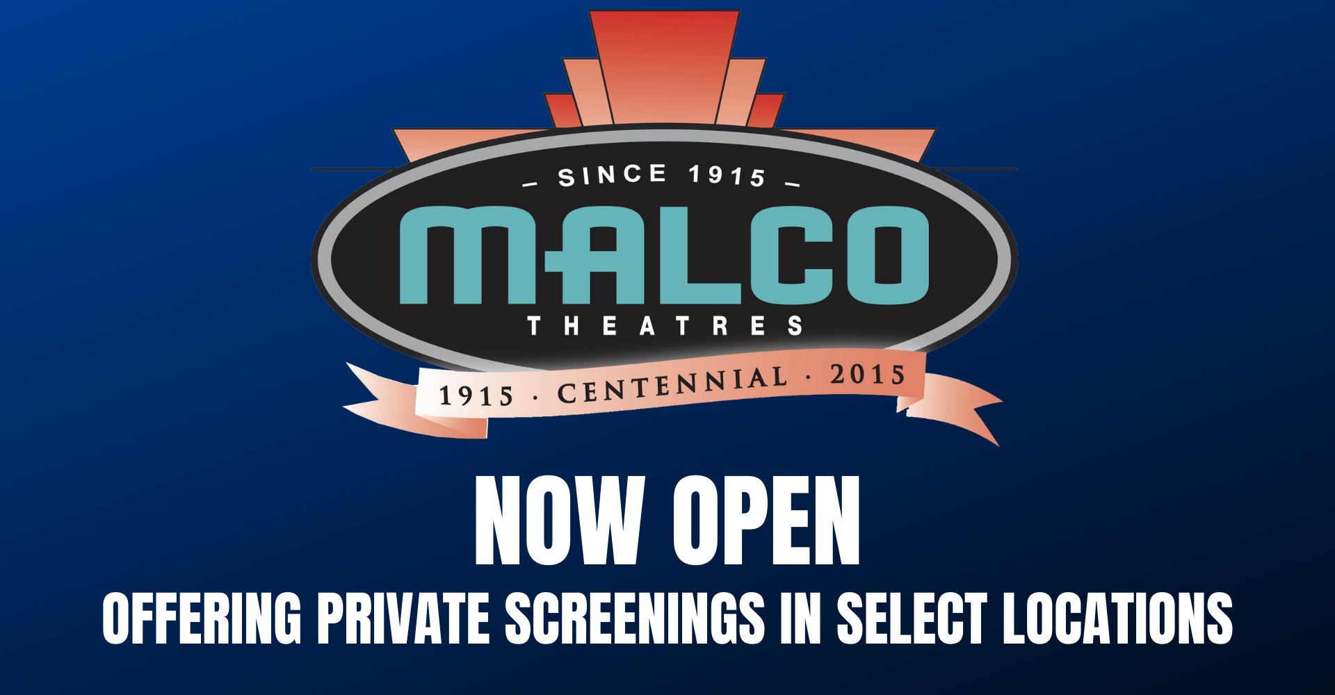 Malco Theaters Reopening!