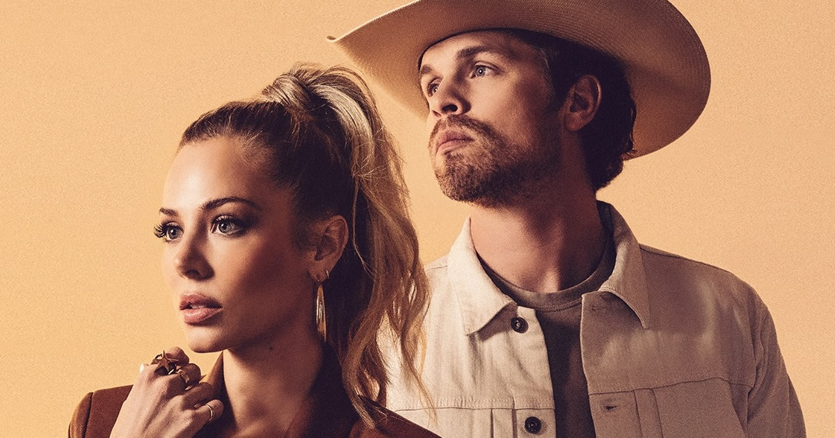 Dustin Lynch Was Thinking 'Bout a Collab Moment with MacKenzie Porter