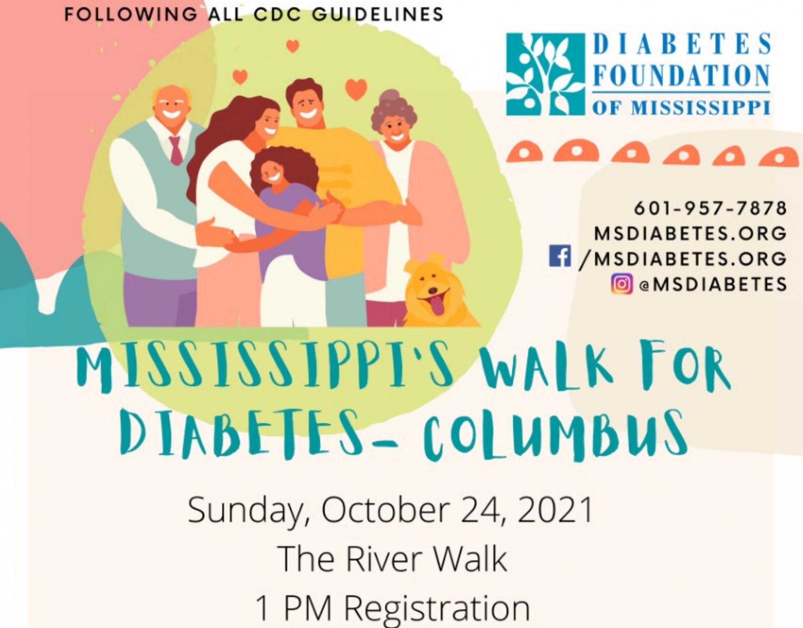 Columbus Diabetes Walk