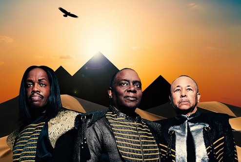 Earth Wind & Fire October 19th Tuscaloosa Amphitheater