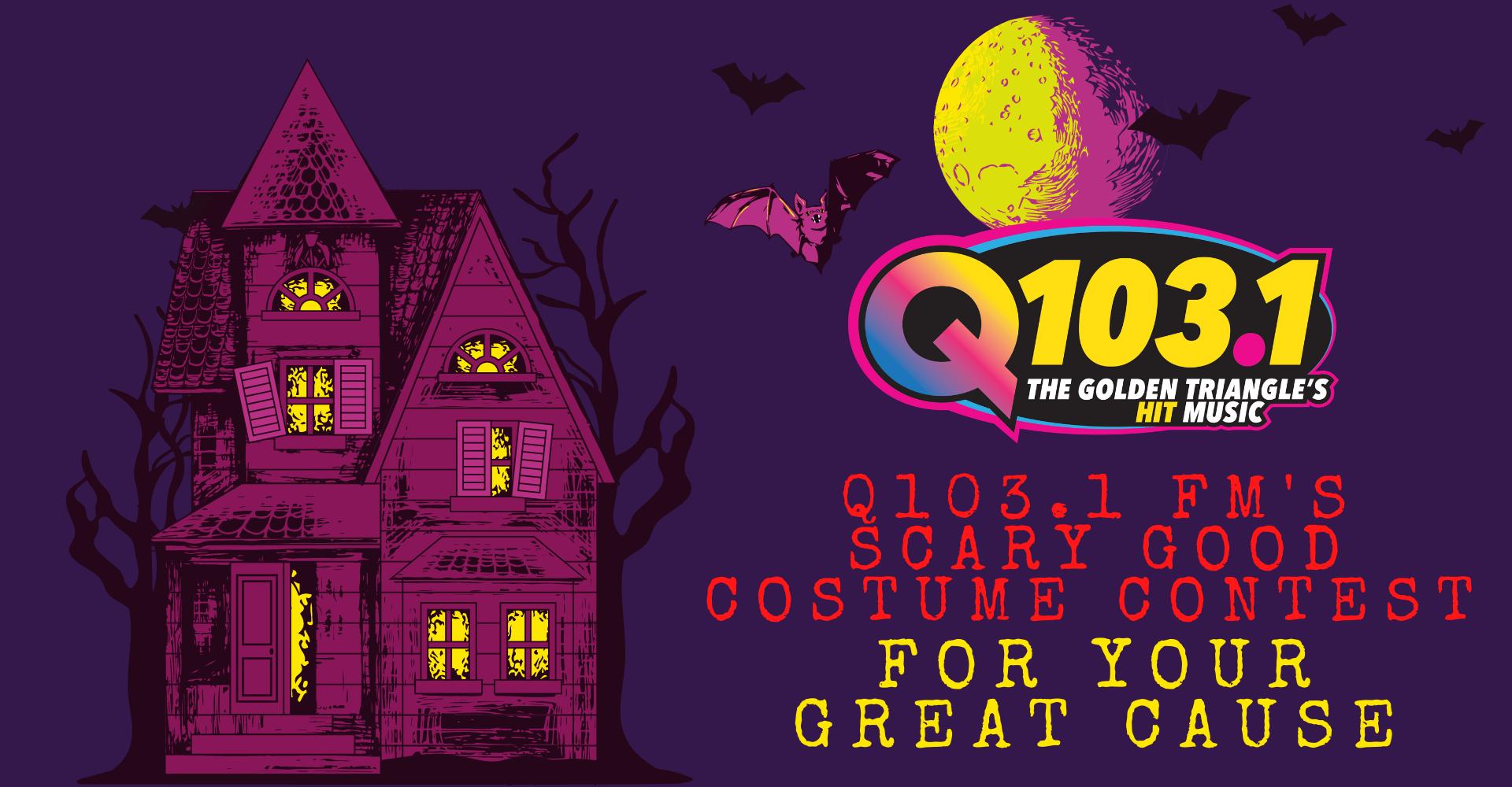 Q 103.1 FM's Scary Good Costume Contest