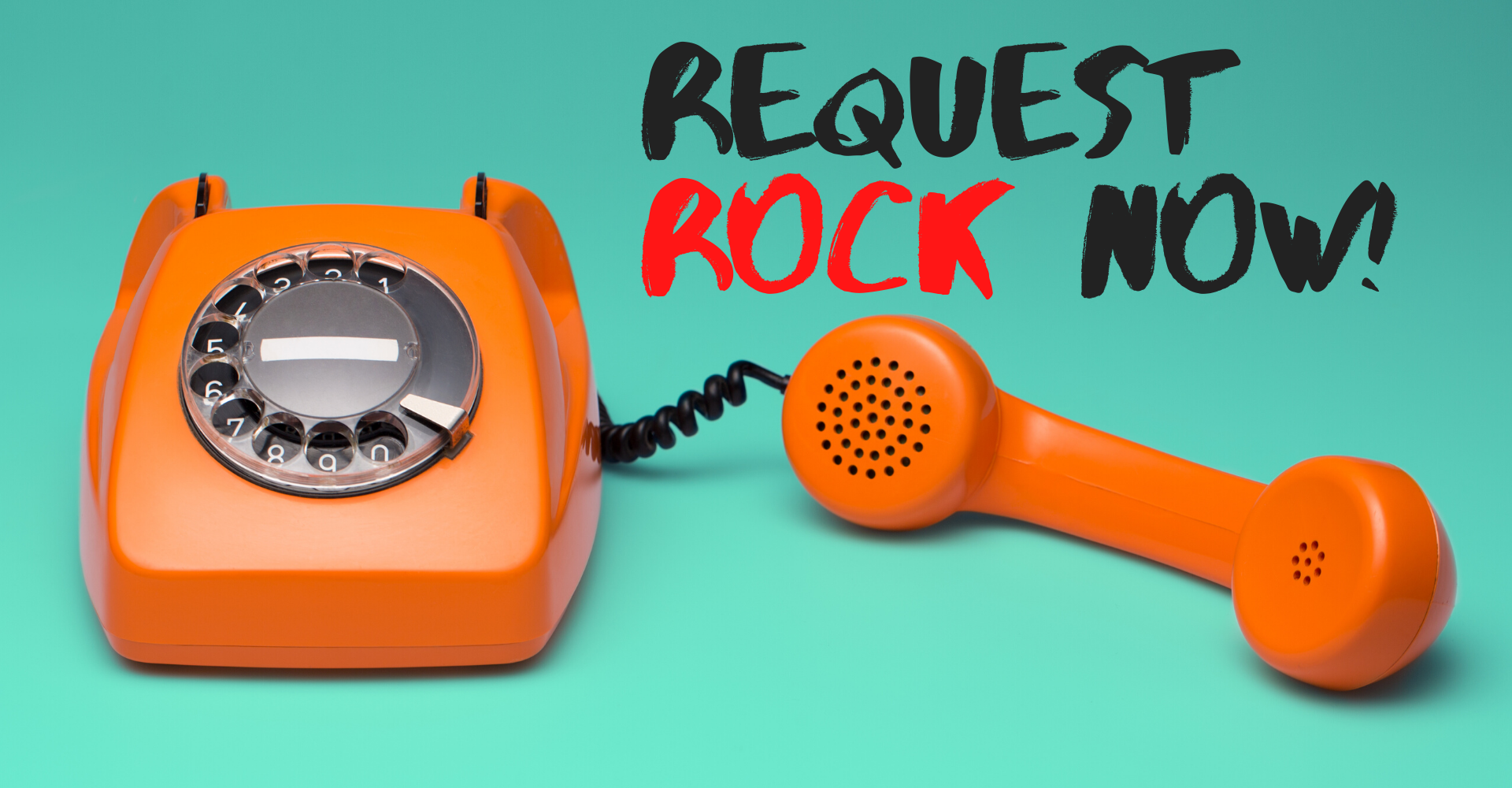 Request Rock NOW!