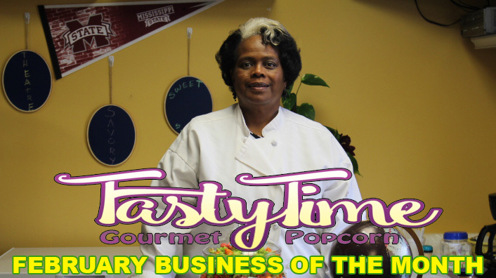February Business of the Month-TastyTime Gourmet Popcorn