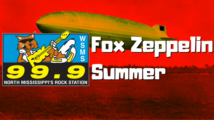 Fox Zeppelin Summer-WINNER ANNOUNCEMENT!