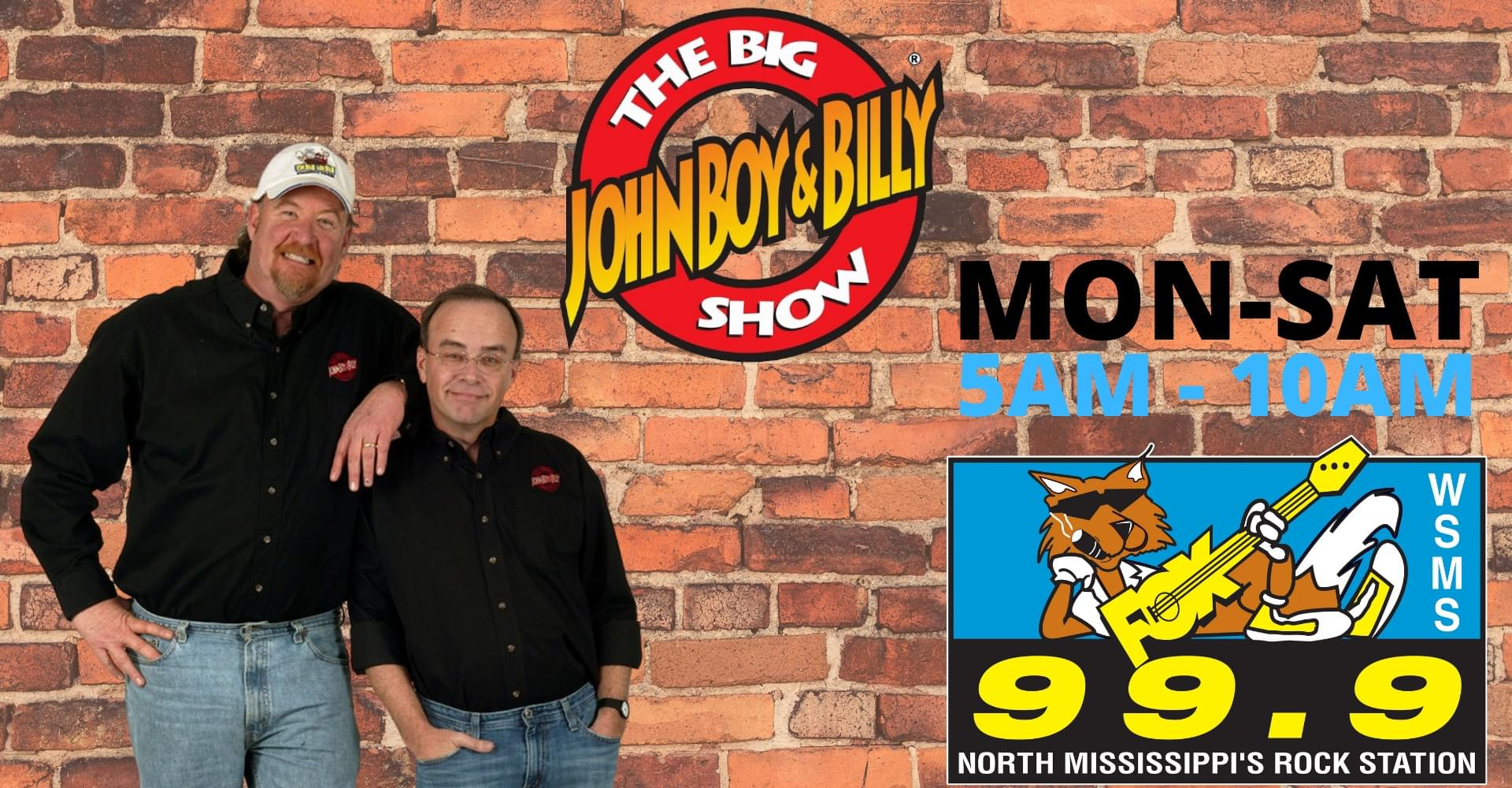 The John Boy and Billy Big Show