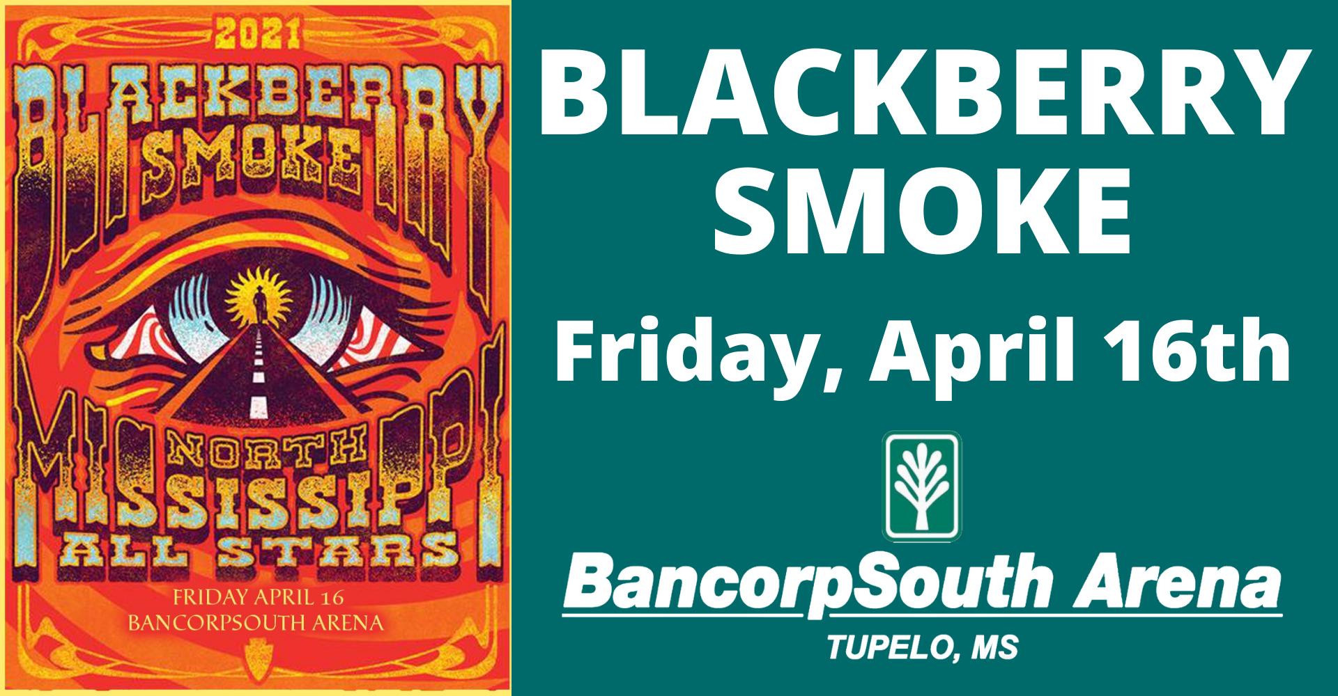 Blackberry Smoke & North Mississippi All Stars