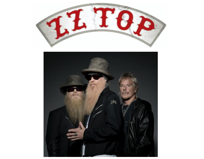 ZZ Top Tuscaloosa Amp July 30th