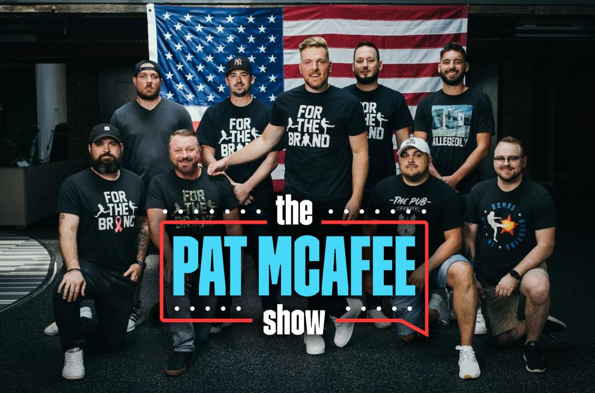 The Pat McAfee Show Discuss Carson King Today [AUDIO]