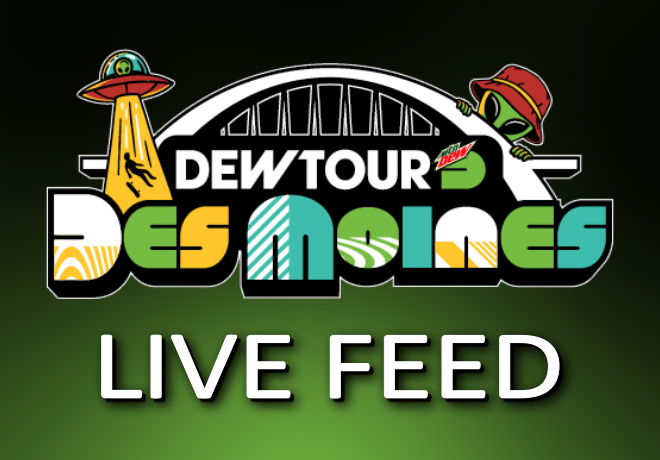 Watch the Dew Tour LIVE
