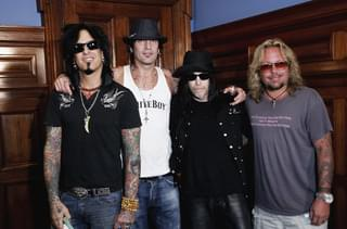 "Brand New Motley Crue Song ""The Dirt"" [LISTEN]"