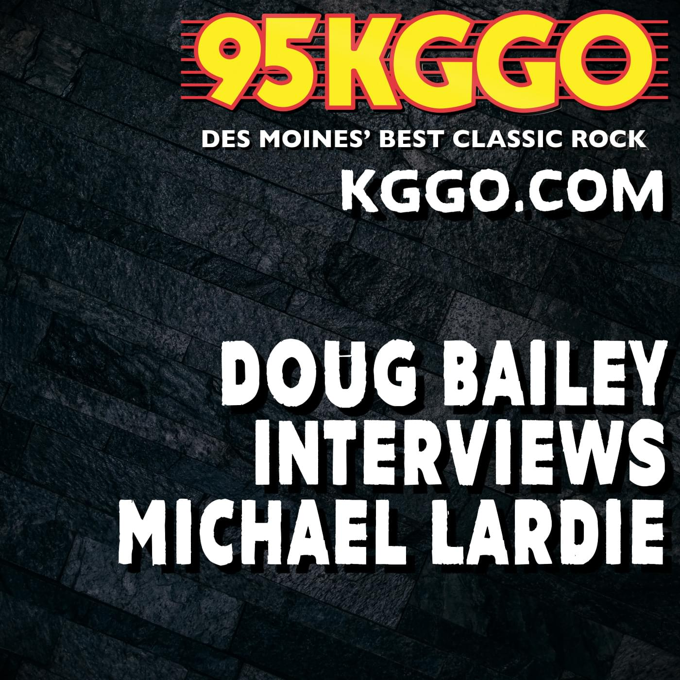 Doug Bailey Interviews Great White guitarist Michael Lardie