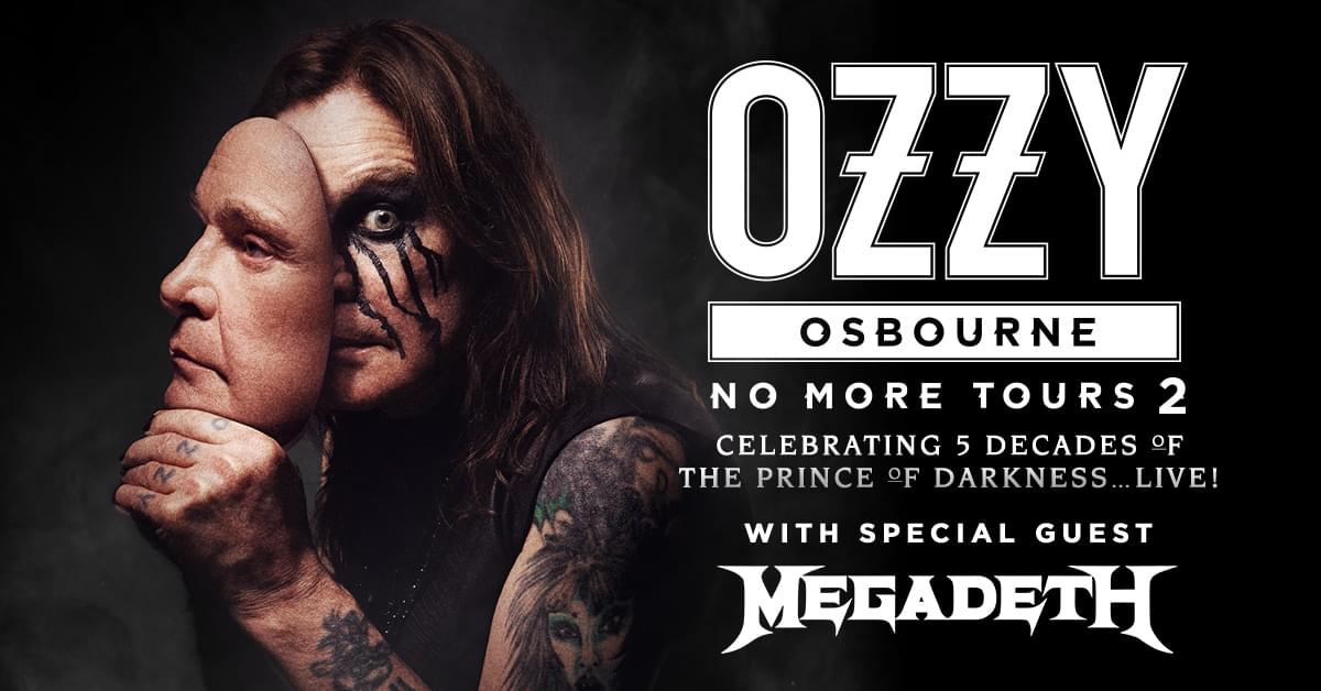 Ozzy Osbourne Postpones all 2019 Concerts