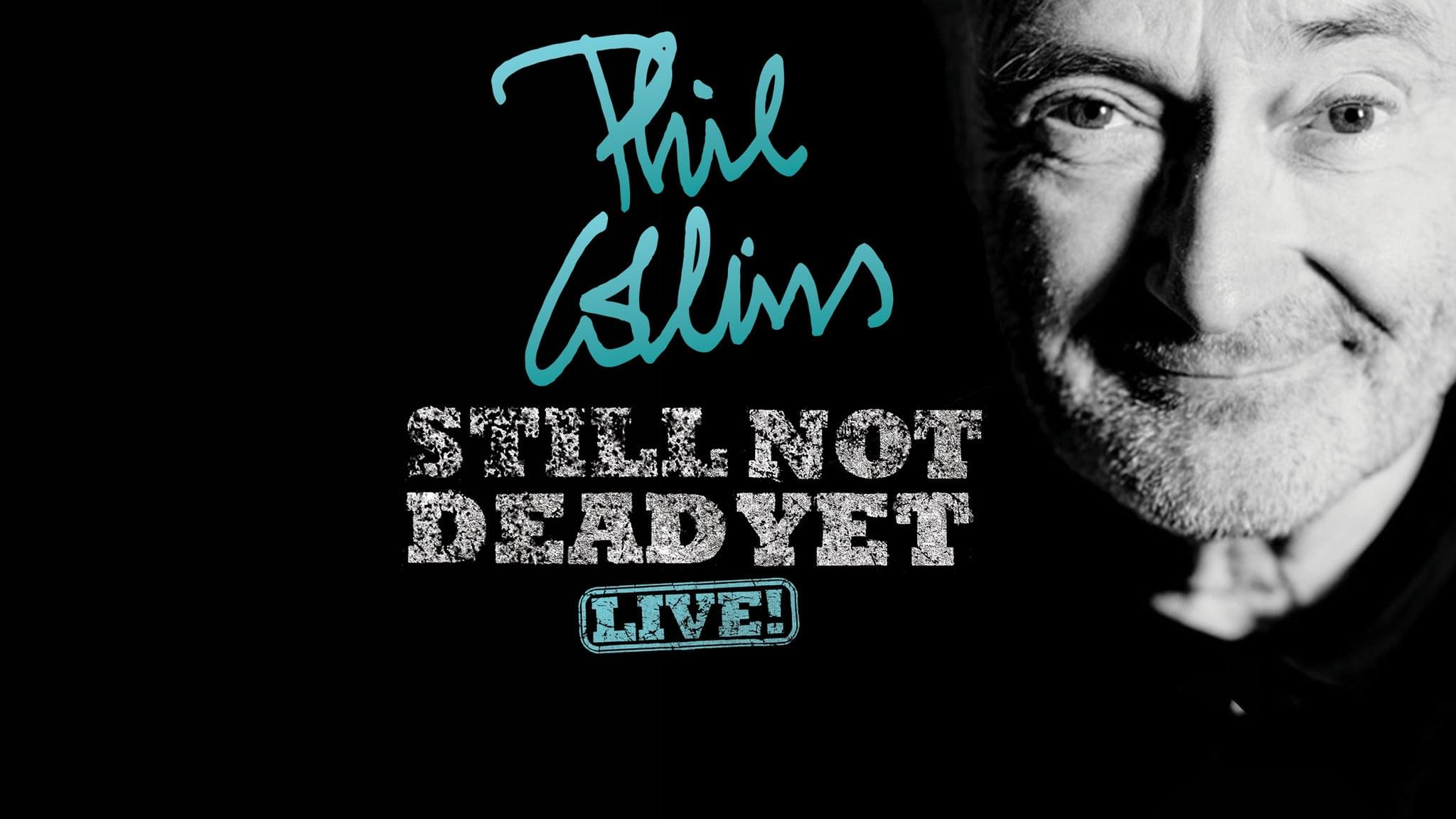Phil Collins 'Still Not Dead Yet, Live!' in Omaha